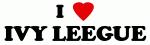 I Love IVY LEEGUE