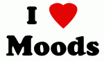 I Love Moods