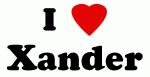 I Love Xander