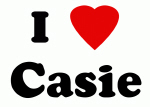 I Love Casie