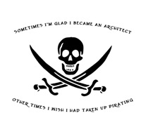 Pirating Architect