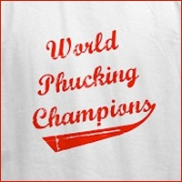 World Phucking Champions, Red Text