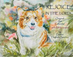 Rejoice in the Lord calendar with Bible verses