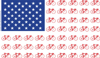 Flag of Bicycles