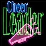 Neon Cheerleader