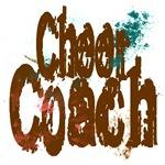 Cheer Coach Grunge