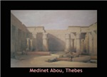 Medinet Abou, Thebes