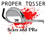 Scars and PRs
