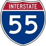Interstate Highway 55