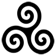 Triskele Symbol