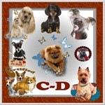 DOG BREED C-D