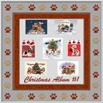 CHRISTMAS CARDS ALBUM 1 (A-D)
