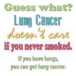 Lung Cancer Does Not Care!