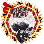 Octagon Addict MMA shirts