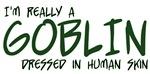 I'm Really a Goblin in Human Skin