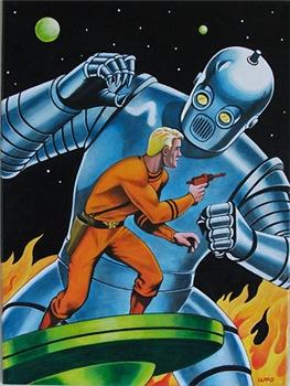 ROBOT GIANT