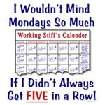 Wouldn't Mind Mondays