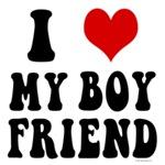 I Love (Heart) My Boyfriend