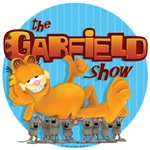 The Garfield Show Logo Wear