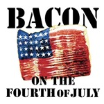 Bacon on the Fourth of July