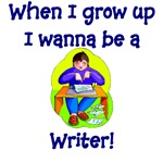 I Wanna Be A Writer