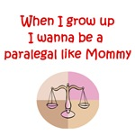 I Wanna Be A Paralegal