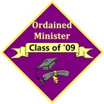 Minister Graduate 2009