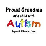 Proud Grandma Autism