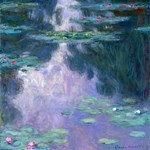 Waterlilies 1907