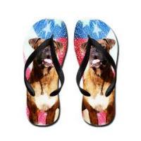Boxer Flip Flops