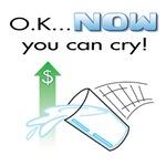 Crying over spilt milk