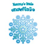 Mommy's little snowflake