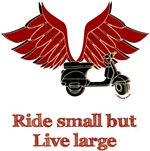 Ride Small, Live Large