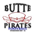 Butte Pirates Football