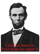 Abraham Lincoln's American Pride