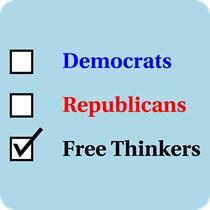 Election Ballot / Free Thinkers