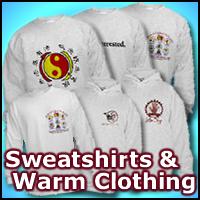 Sweatshirts & Warm Clothing