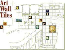 Art Ceramic Wall Tiles
