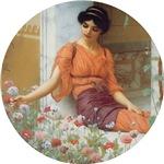 Classical Women PreRaphaelite Art