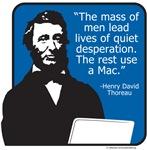 Thoreau: Mac lover