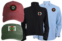 NEW! Embroidered Products!