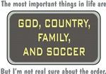 Soccer Priority