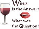 The Answer Is Wine