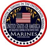 Marine Corps Daughter