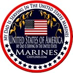 Marine Corps Family T-Shirts for Kids