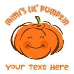 Mimi's Little Pumpkin Personalized