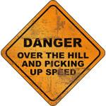 Danger Over The Hill