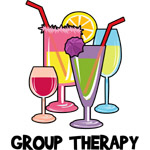 Drinks Group Therapy