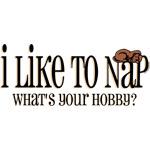 I Like To Nap Dog