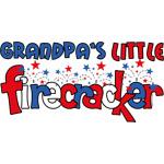 Grandpa's Little Firecracker